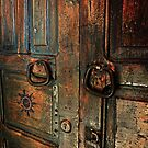 Door of Many Colors by Lucinda Walter