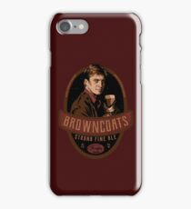 browncoat's ale iPhone Case/Skin