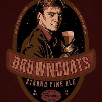 browncoat's ale by halfabubble