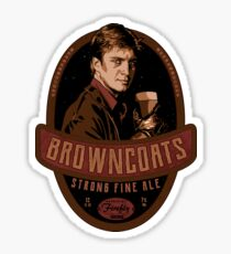 browncoat's ale Sticker
