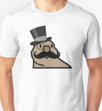 Old Timey - Gentleman Parrot T-Shirt