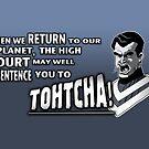 """Tohtcha!"" Mug by marlowinc"