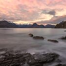 Elgol Sunset Isle of Skye by derekbeattie