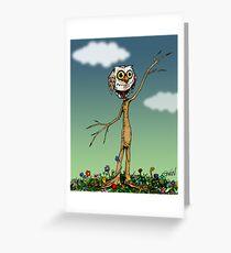 Owlar Greeting Card