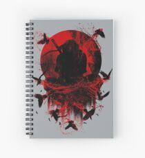 Ninja Clash Spiral Notebook