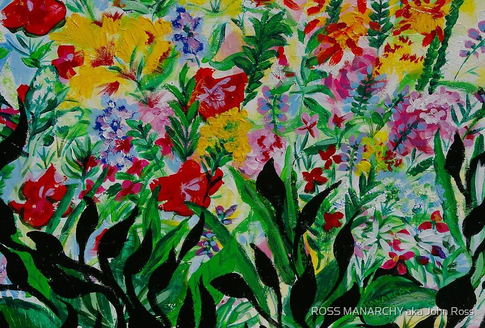WILDFLOWERS by ROSS MANARCHY aka John Ross