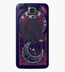 Art of the Night Case/Skin for Samsung Galaxy
