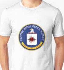 CIA - Central Intelligence Agency Unisex T-Shirt