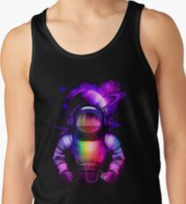 Music in space Tank Top