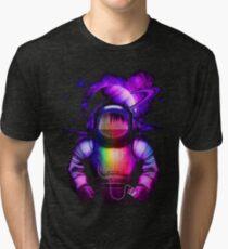 Music in space Tri-blend T-Shirt