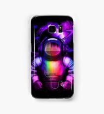 Music in space Samsung Galaxy Case/Skin