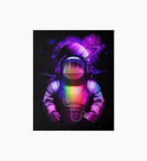 Music in space Art Board