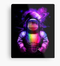 Music in space Metal Print