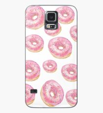 Watercolor donuts Case/Skin for Samsung Galaxy