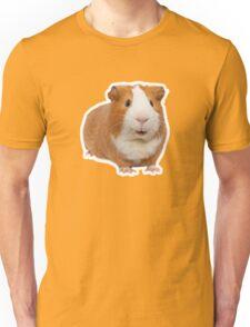red guinea pig Unisex T-Shirt