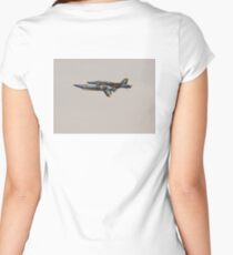 Blue Angels - Fortus Formation Women's Fitted Scoop T-Shirt