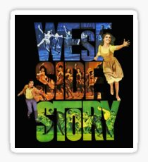 West side story Sticker