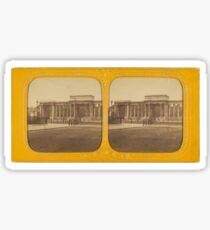 Colonnade de Hyde Park Sticker
