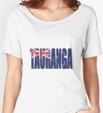 Tauranga Women's Relaxed Fit T-Shirt