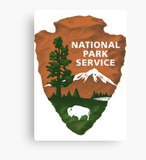 National Park Service Canvas Print