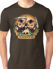 Til Death Do Us Purr T-Shirt
