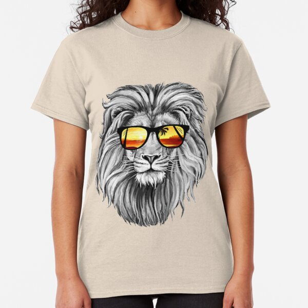 Summer Lion Classic T-Shirt