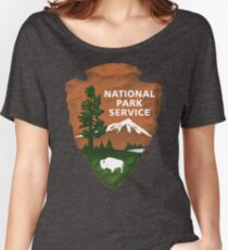 National Park Service Women's Relaxed Fit T-Shirt