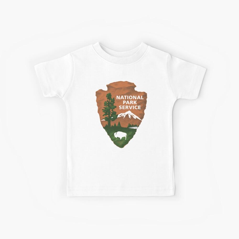 Nationalpark Service Kinder T-Shirt