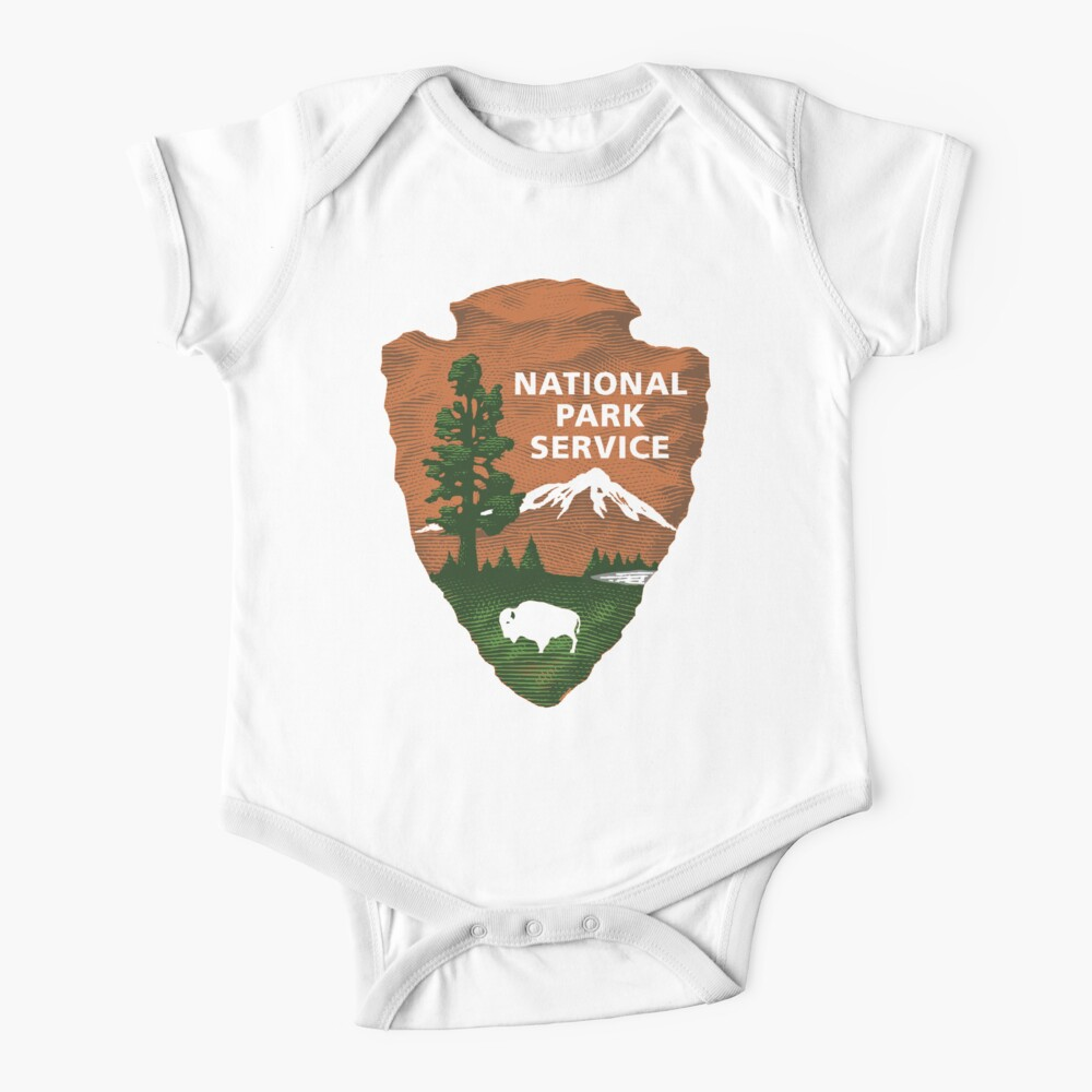 Nationalpark Service Baby Body