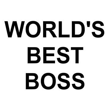 World's Best Boss - The Office by sophieclaflin