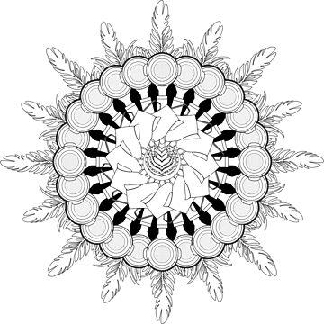 Barista Designs Mandala by Barista