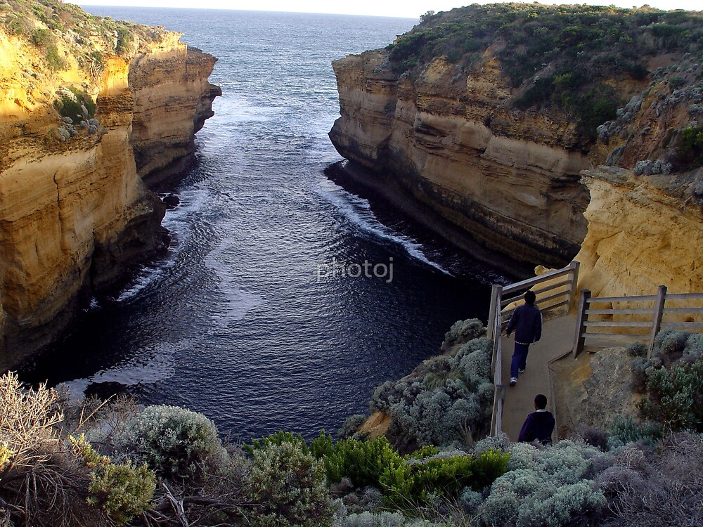 photoj Australia - Victoria Oceon Road by photoj