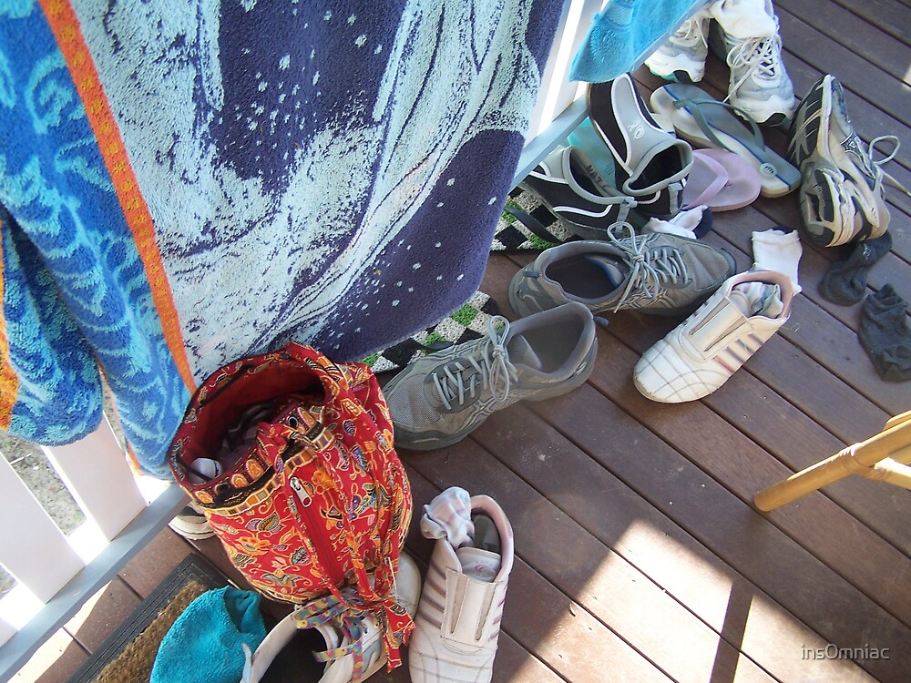 Shoes by ins0mniac