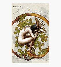 Palingenesis Cover Art, Sandro Castelli Photographic Print