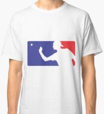 Major League Beer Pong  Classic T-Shirt