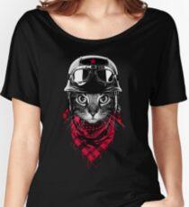 Adventurer Cat Women's Relaxed Fit T-Shirt
