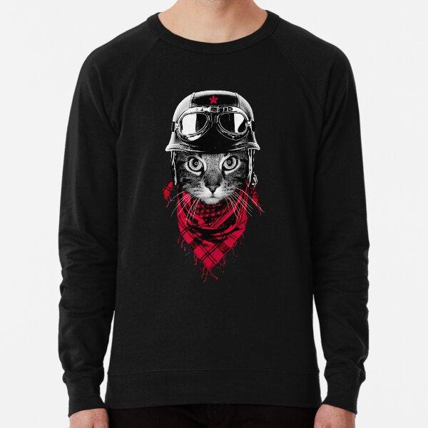Adventurer Cat Lightweight Sweatshirt
