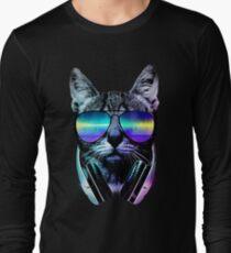 Music Lover Cat T-Shirt