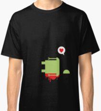 Another robot dies Classic T-Shirt