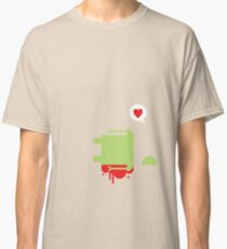 Another robot dies Classic T-Shirt