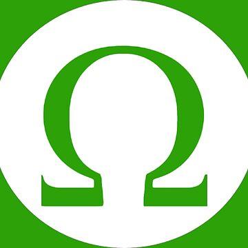 Omega sign by parko