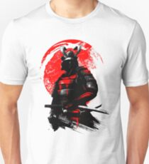 Samurai Warrior Unisex T-Shirt