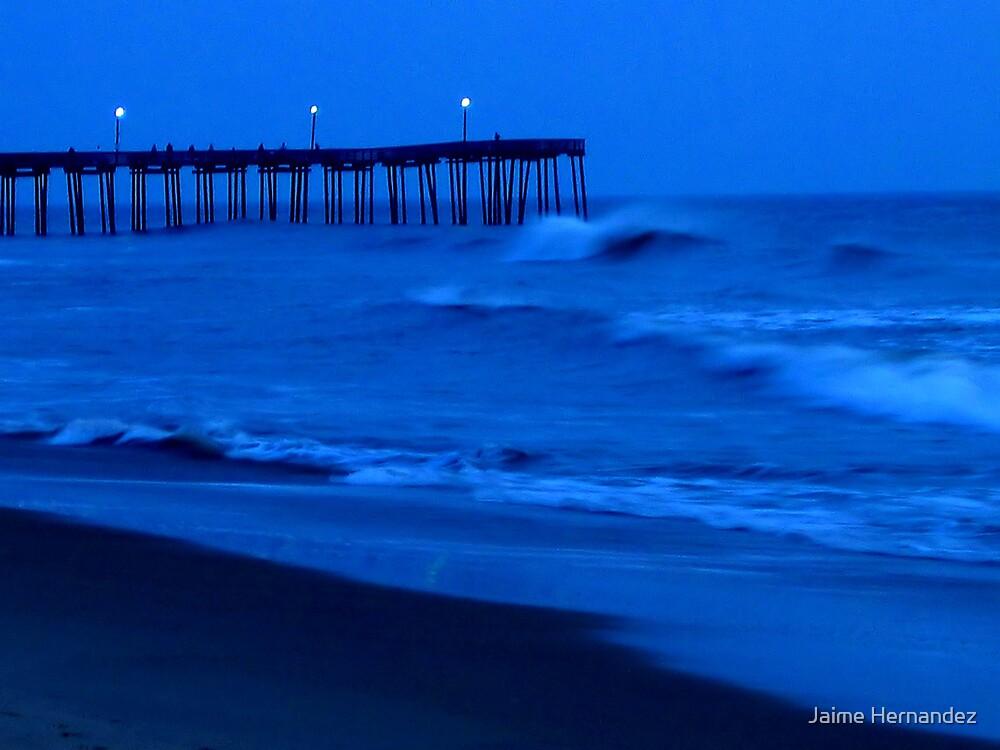 Fisherman Pier by Jaime Hernandez