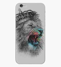 King Lion iPhone Case
