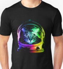 Camiseta unisex Astronauta Cat