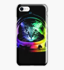 Astronaut Cat iPhone Case/Skin
