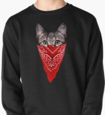 Gangster Cat Pullover