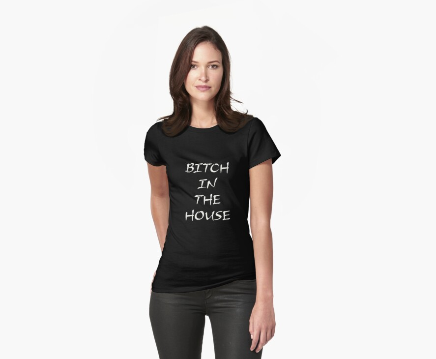 BITCH IN THE HOUSE by Ruth Palmer