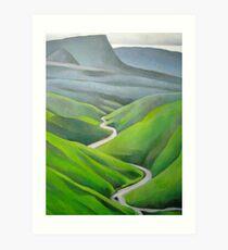 The Valley [Sri Lanka] Art Print