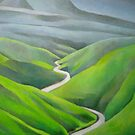 The Valley [Sri Lanka] by Bill Proctor